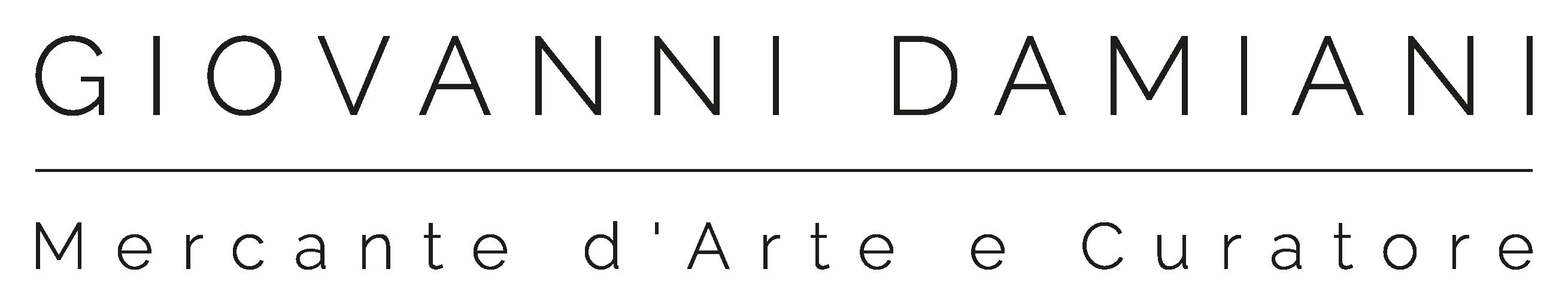 Giovanni Damiani – Mercante d'Arte e Curatore