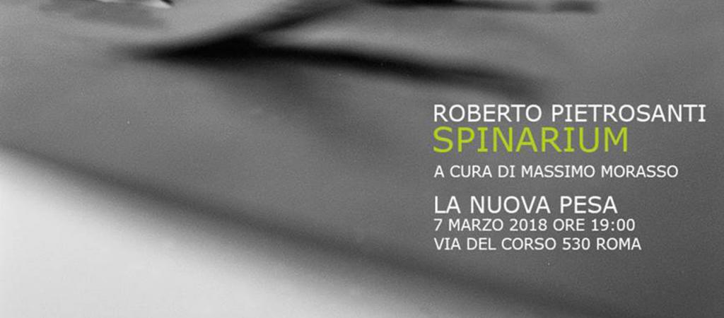 Roberto Pietrosanti mostra